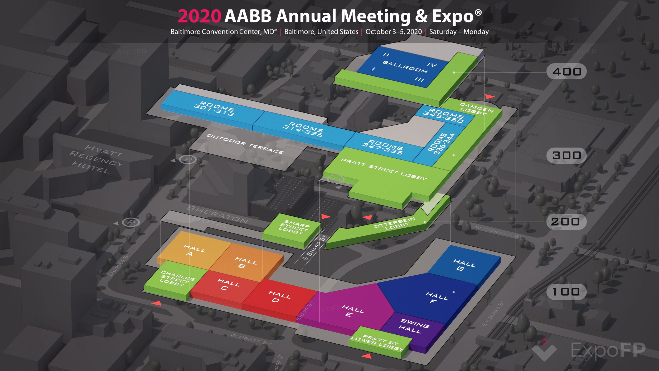 Aabb Annual Meeting Expo 2020 In Baltimore Convention Center Md