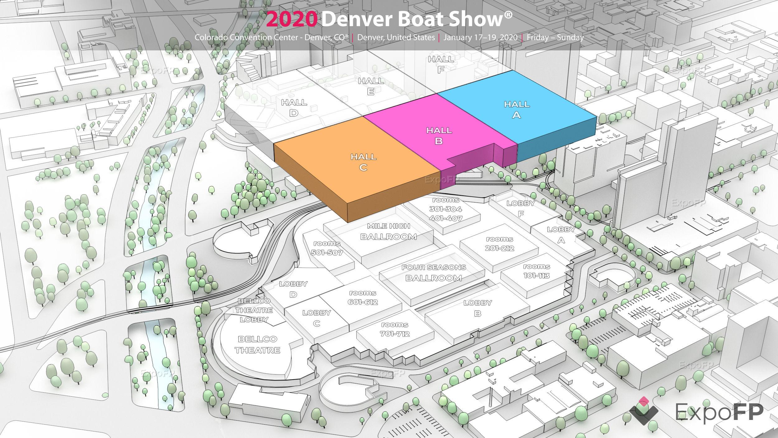 Denver Rv Show 2020.Denver Boat Show 2020 In Colorado Convention Center