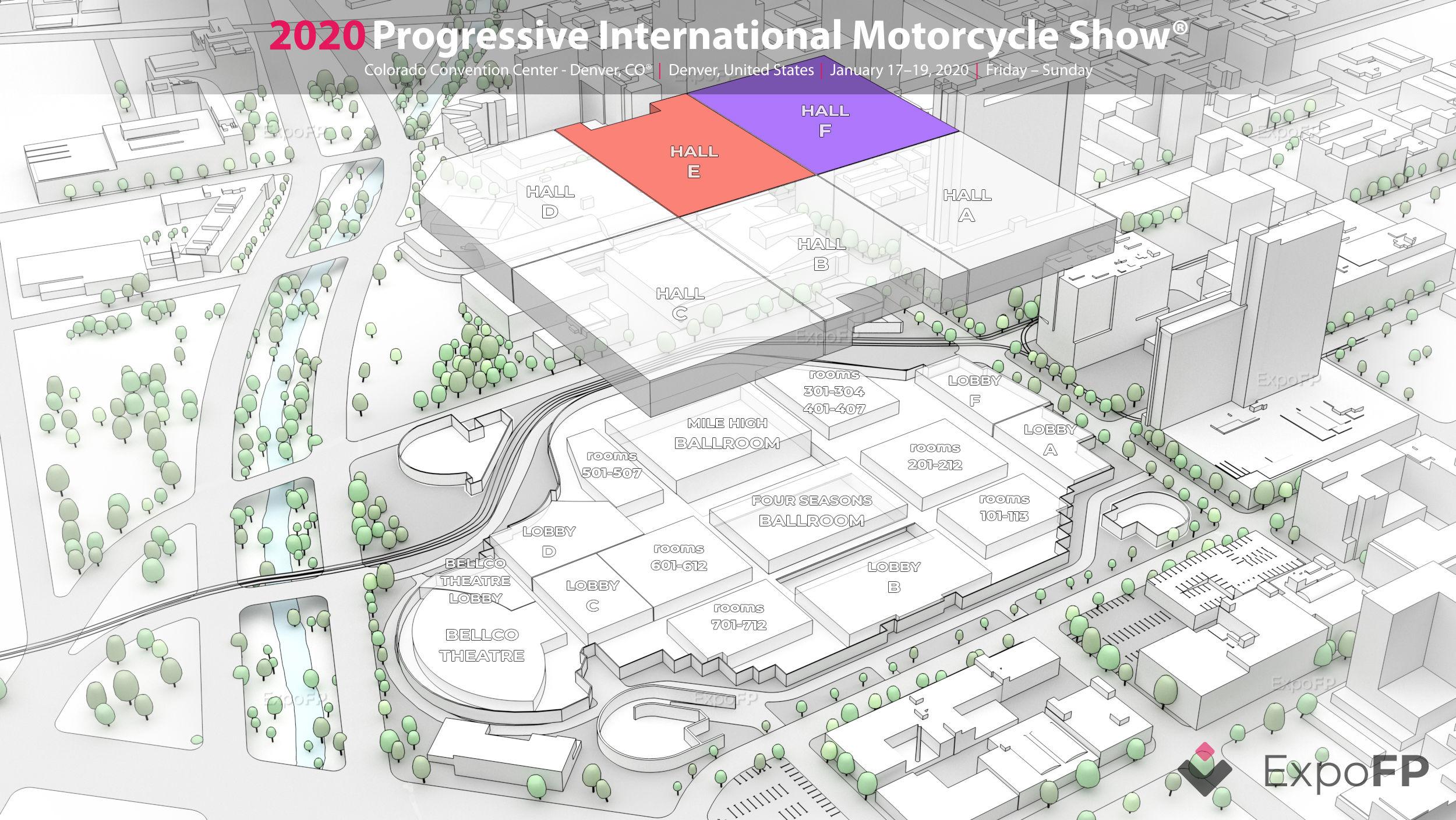 International Motorcycle Show 2020.Progressive International Motorcycle Show 2020 In Colorado
