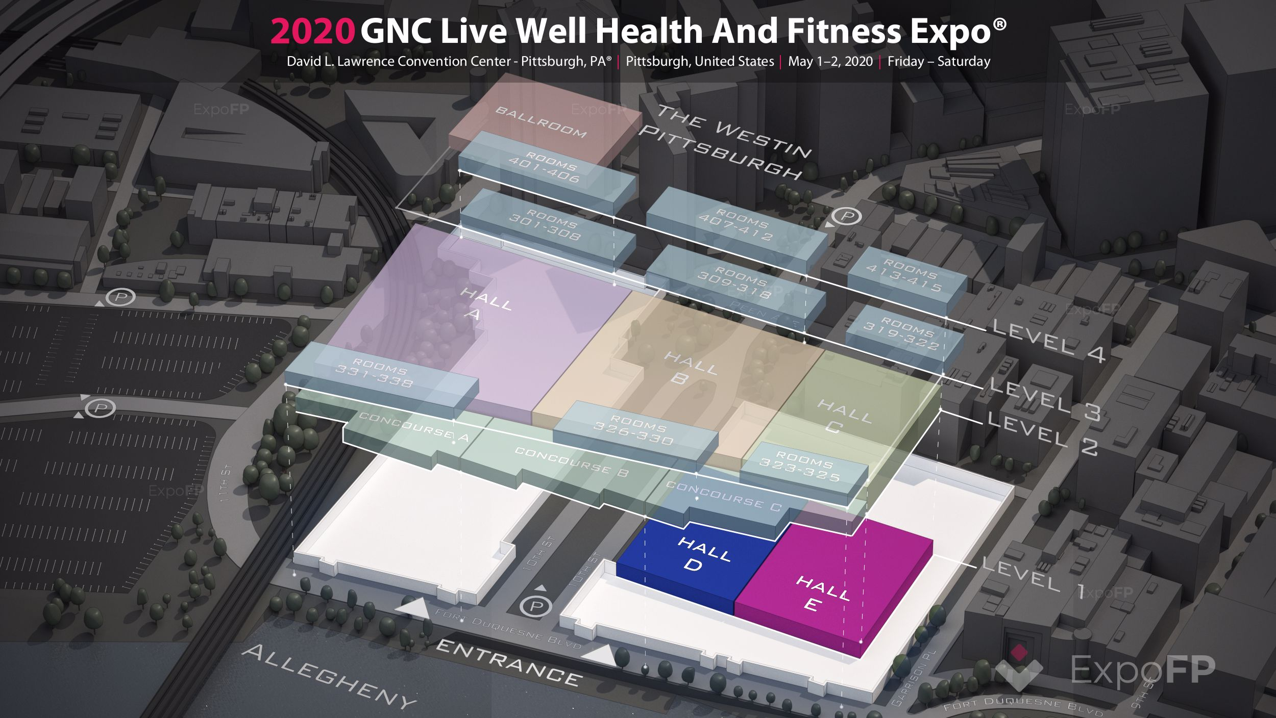 Gnc Going Out Of Business 2020.Gnc Live Well Health And Fitness Expo 2020 In David L