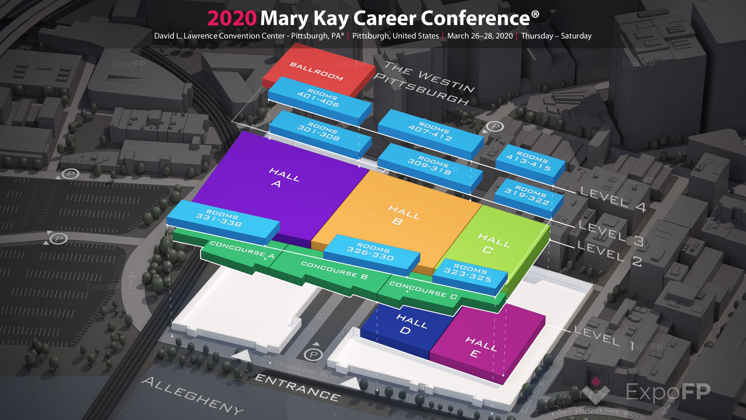 Mary Kay Spring 2020.Mary Kay Career Conference 2020 In David L Lawrence