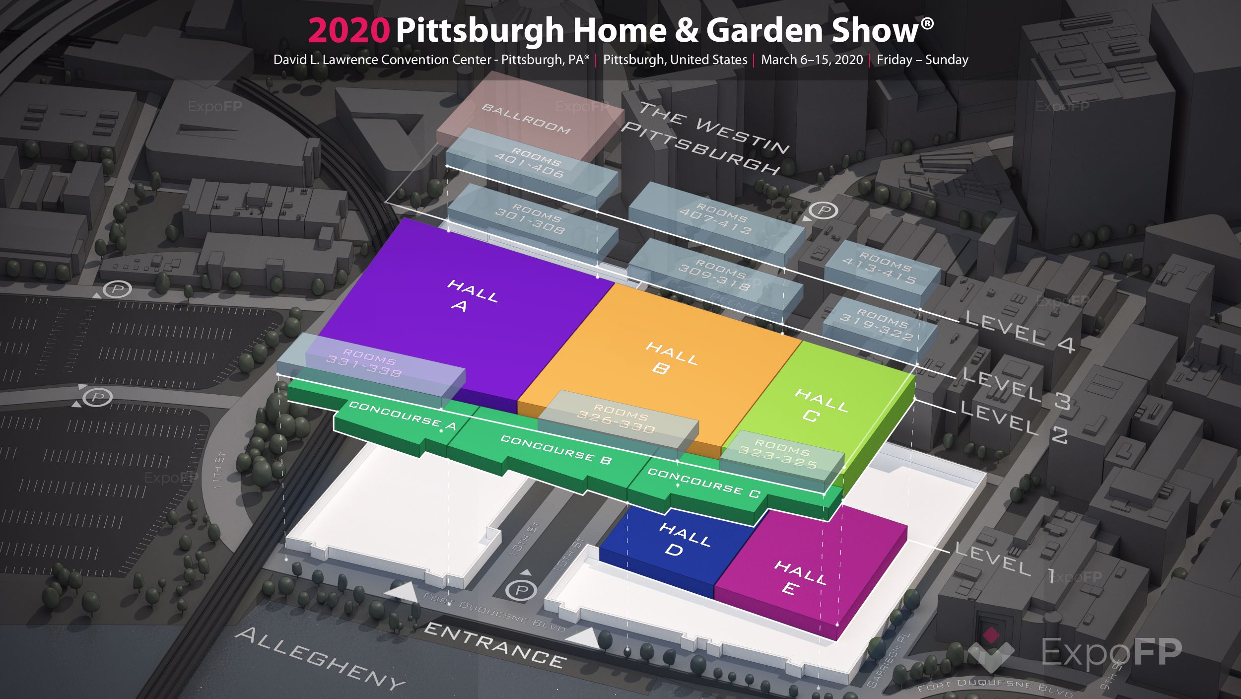 Home And Garden Show 2020.Pittsburgh Home Garden Show 2020 In David L Lawrence