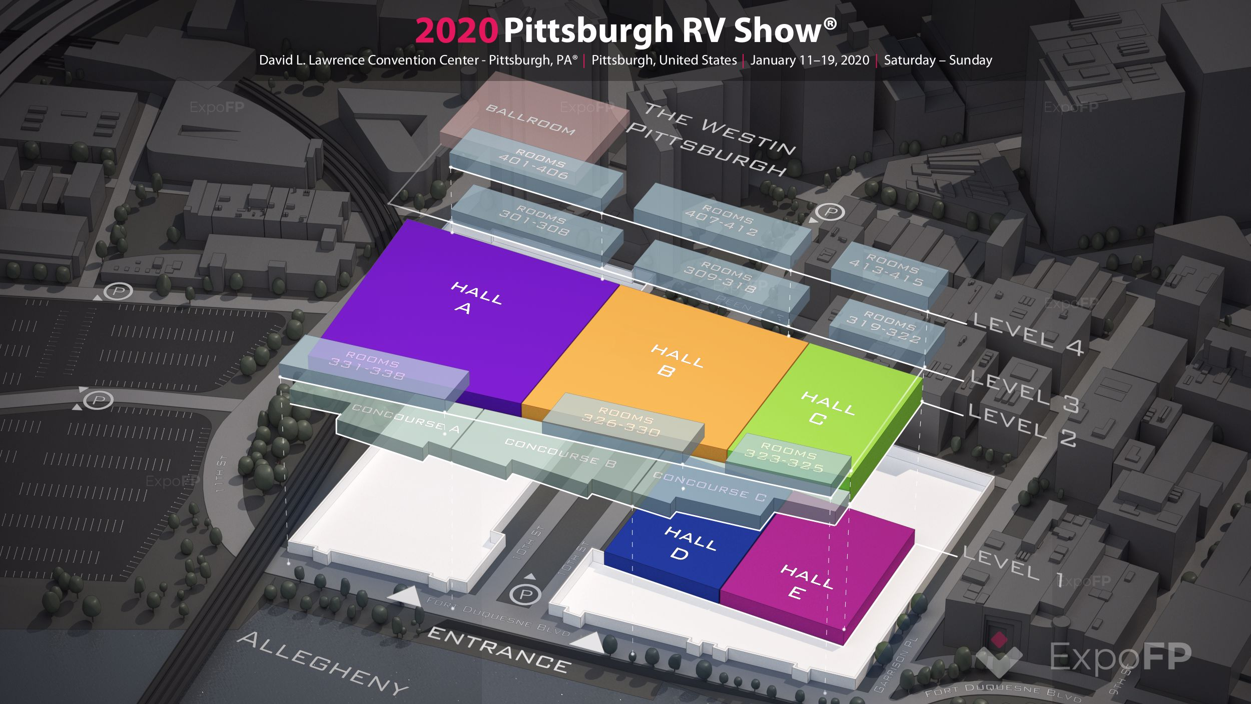 Las Vegas Rv Show 2020.Pittsburgh Rv Show 2020 In David L Lawrence Convention Center
