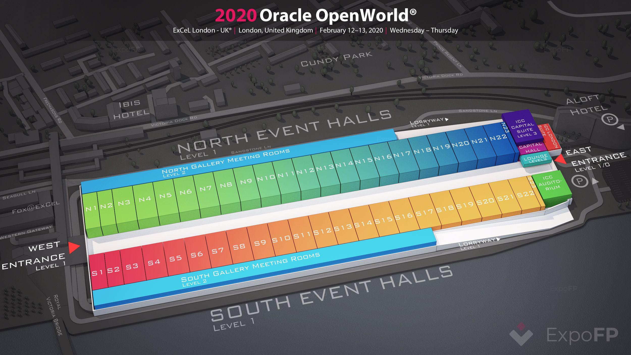 Oracle openworld 2020