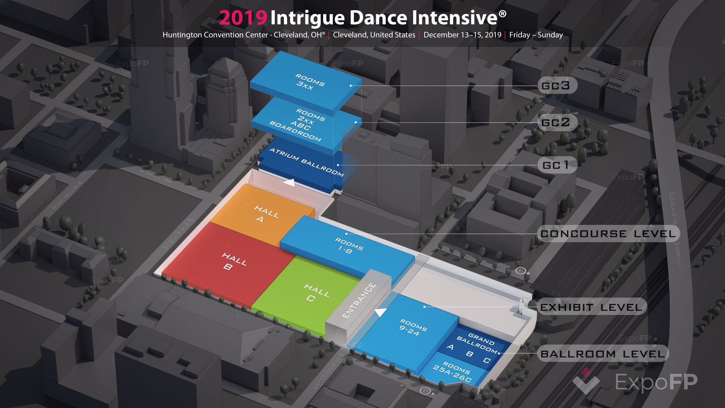 Nari Home Improvement Show 2020.Intrigue Dance Intensive 2019 In Huntington Convention
