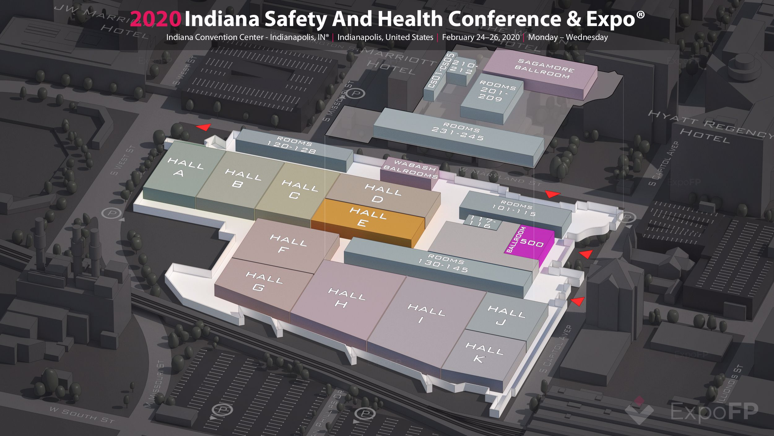 Indianapolis Events March 2020.Indiana Safety And Health Conference Expo 2020 In Indiana