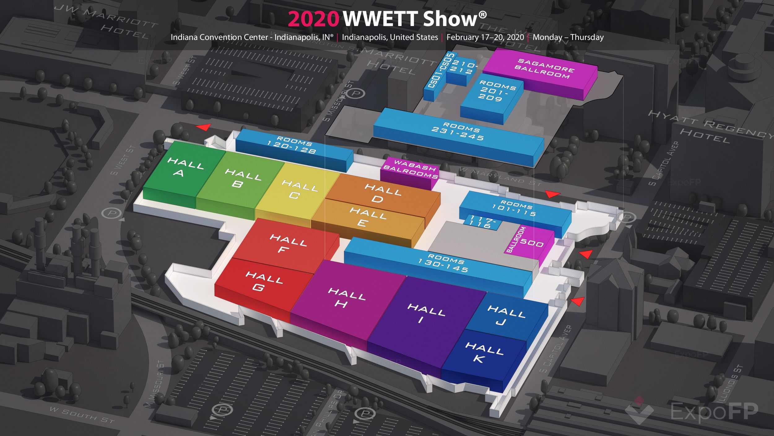 Indianapolis Home Show 2020.Wwett Show 2020 In Indiana Convention Center