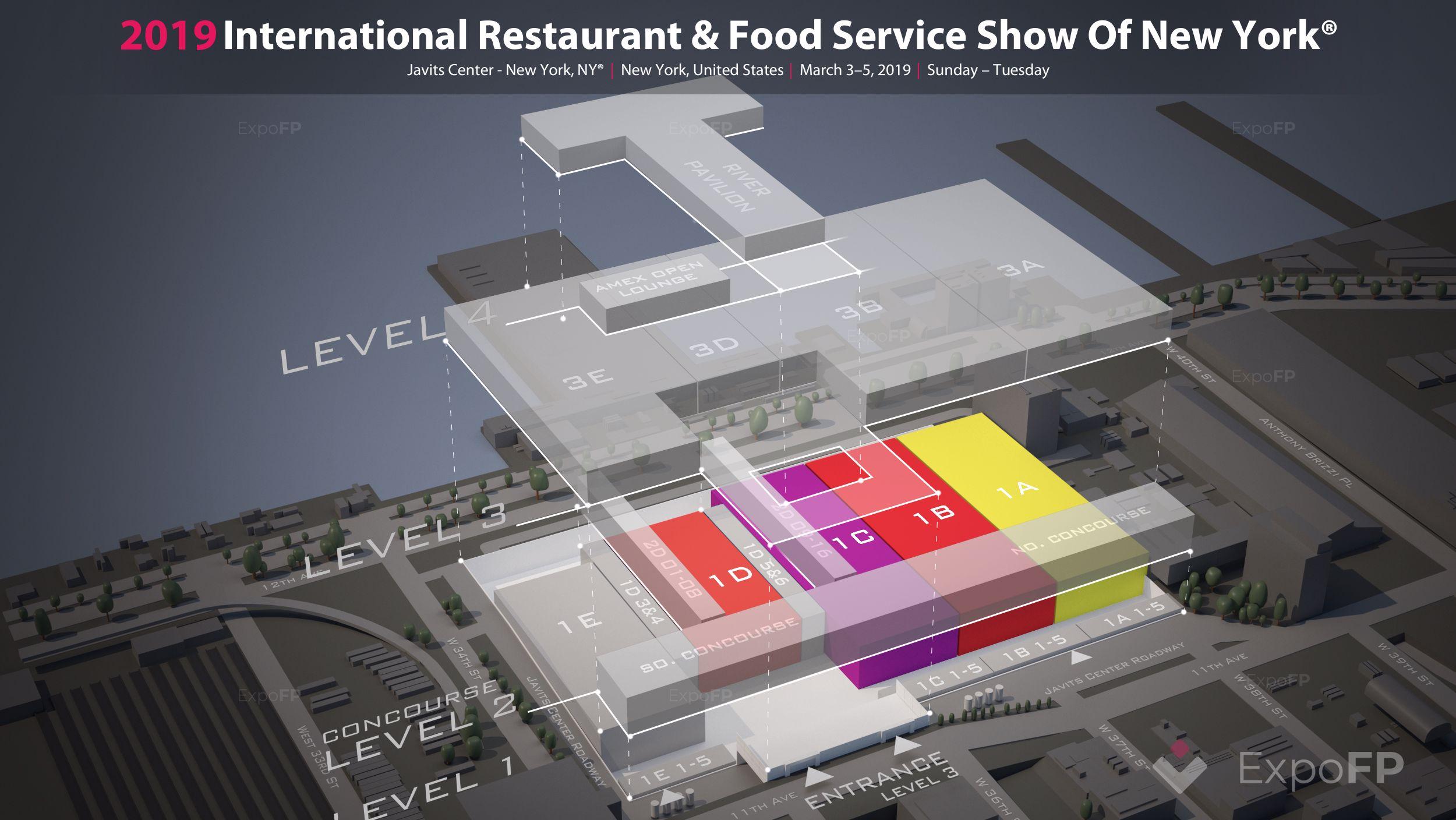International Restaurant & Food Service Show Of New York