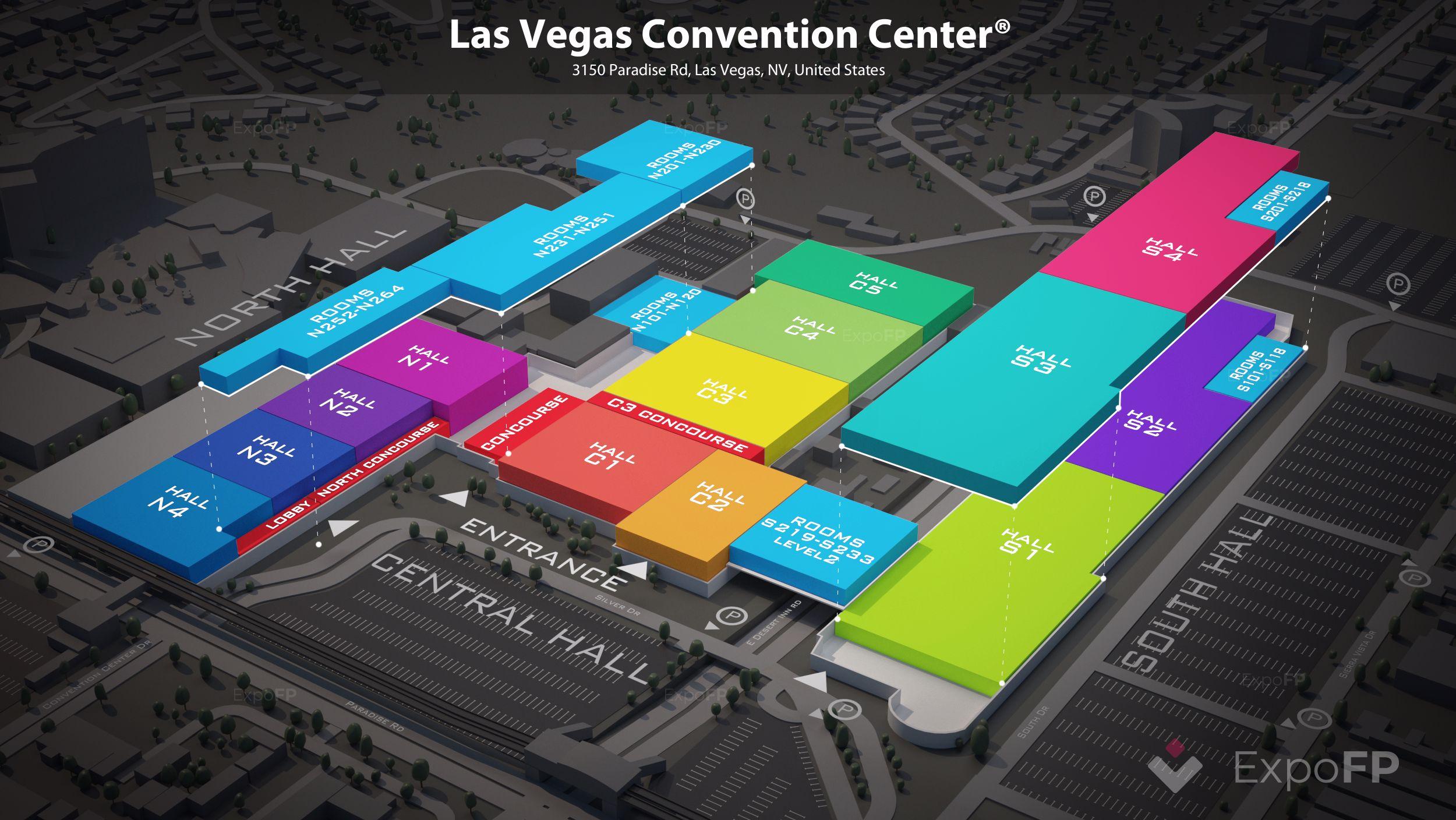 Nacs show 2020 | national association of convenience stores | las vegas convention center floorplan | nacs show 2020 | national association of convenience stores