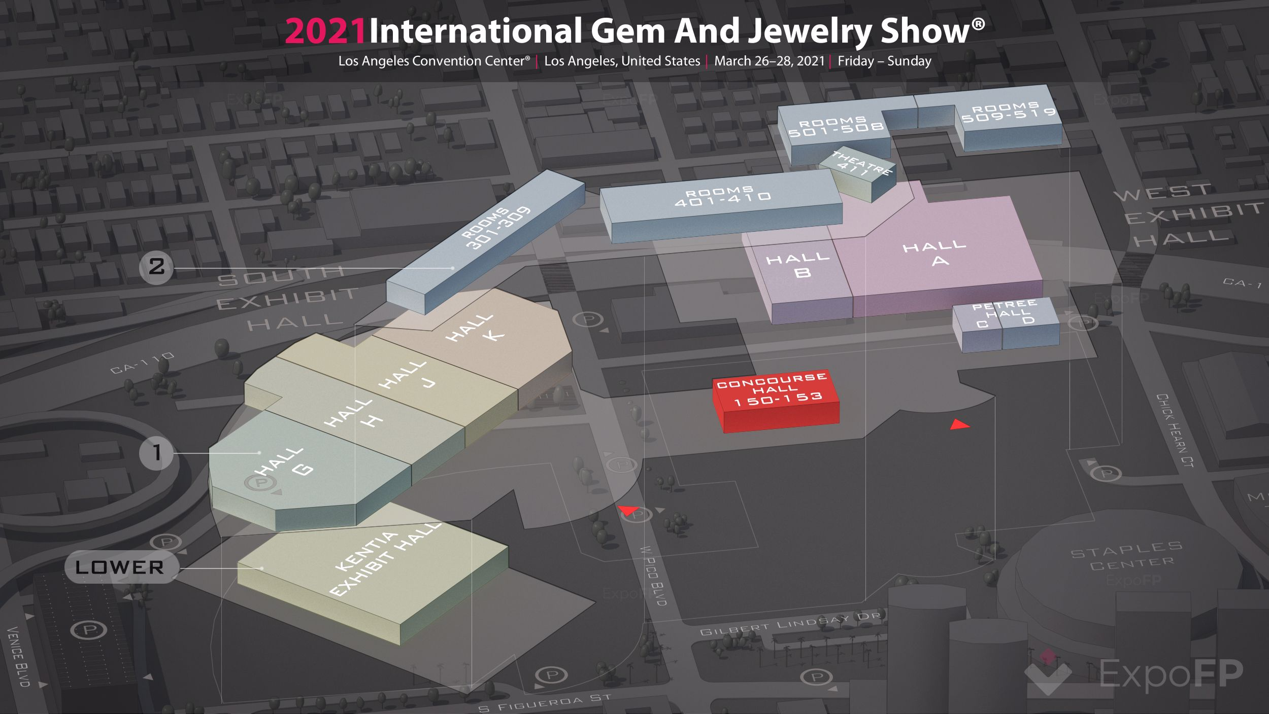 International Gem and Jewelry Show 2021 in Los Angeles ...