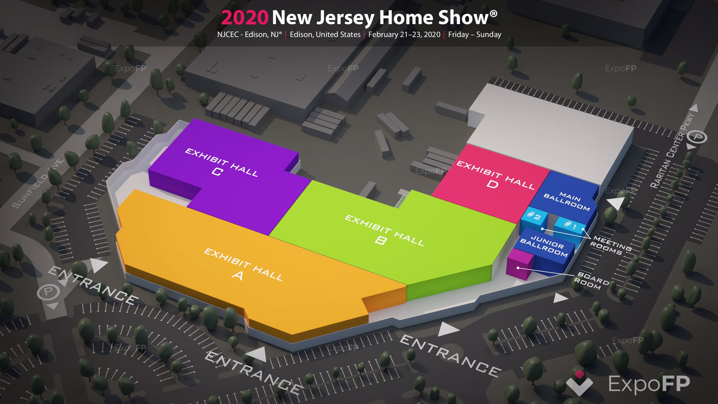 Home Show 2020 Near Me.New Jersey Home Show 2020 In Njcec